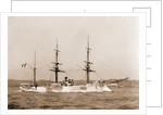 Hussard, French ship, Hussard (Ship), 1890 by Anonymous