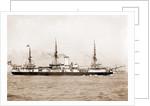 Brazilian battleship Aquidaban, Aquidaban (Ship), 1890 by Anonymous