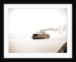 Car ferry Sainte Marie, Mackinac Straits by Anonymous