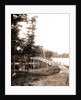 Bridge between Hogsback and Belleview Island, Lake Orion by Anonymous