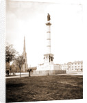 Calhoun Monument, Marion Square by Anonymous