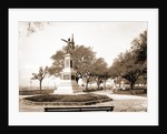 Jasper Monument, White Point Garden by Anonymous