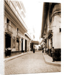 Havana Street, Havana by Anonymous