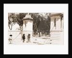 Hacienda Salinas, draw bridge by Anonymous
