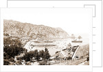 Harbor and Avalon Greek Theater, Avalon by Anonymous