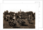 Cemetery, Cemeteries by Anonymous