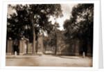 Harvard Gate, Harvard College by Anonymous
