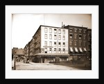 Fraunce's Tavern, Broad and Pearl Streets by Anonymous