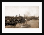 Coal wharves, Portsmouth by Anonymous