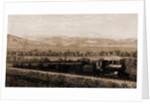 Chicago Special, Burlington Route, Colorado by William Henry Jackson