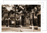 Harvard Gate, Harvard University by Anonymous