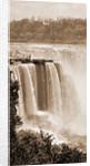 Horseshoe Falls from Goat Island, Niagara by Anonymous