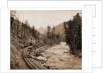 Colorado, Canon of the Rio las Animas by William Henry Jackson