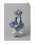 Bust of King-Stadtholder William III by De Metaale Pot