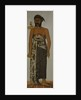 Javanese court official Java Indonesia by Anonymous