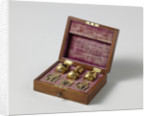 Casket with seven grenade tubes, William Armstrong & Co. by Royal Laboratory