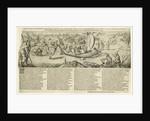 Ice barge, 1600 by Christoffel van Sichem I