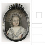Willem IV, 1711-51, Prince of Orange Nassau, as a child by Anonymous