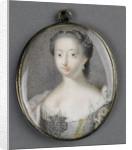 Anne, Princess Royal and Princess of Orange, Anna van Hannover, 1709-59, wife of prins Willem IV by Gerrit Kamphuysen