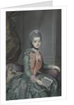Frederika Sophia Wilhelmina, 1751-1820, princes of Prussia, wife of prins Willem V by Anonymous