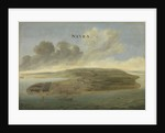 View of Banda, Southern Moluccas by Johannes Vinckboons