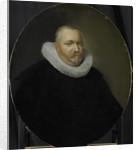 Portrait of Ewoud Pietersz van der Horst by Pieter van der Werff