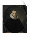 Portrait of Joost van Coulster by Pieter van der Werff