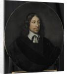 Portrait of Johan de Vries by Pieter van der Werff