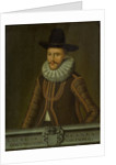 Portrait of Laurens Reael, Governor-General of the Dutch East Indies by Anonymous