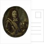 Portrait of Joan van Paffenrode, Baron of Ghussigny, Dramatic Poet by Arnoud van Halen