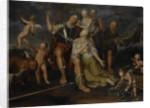 Allegory of Peace, Kessel by B.? van