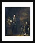 Portrait of Silvester van Tongeren by Jan Weenix