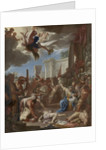 The Martyrdom of the Seven Sons of Saint Felicity by Francesco Trevisani