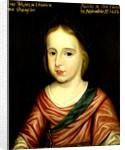 Portrait of William III, Prince of Orange, Willem III van Oranje by Workshop of Gerard van Honthorst