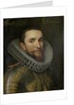 Portrait of Ambrogio Spinola by Workshop of Michiel Jansz van Mierevelt