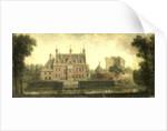 Castle of Nieuw Teylingen by Niels Rode