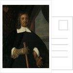 Portrait of Jan van Riebeeck, Commander of the Cape of Good Hope and of Melaka and Secretary of the High Government of Batavia by Anonymous