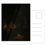 The Night School by Gerard Dou