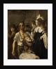 Beheading of John the Baptist by Circle of Rembrandt Harmensz. van Rijn