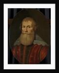 Portrait of Cornelis Haga, 1578-1654 by Anonymous
