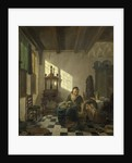 The Housewife by Abraham van Strij I