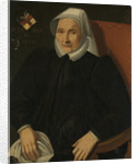 Portrait of a Woman, possibly an Aunt or older Sister of Isabeau de Halinck, Haling, Grandmother of Louys de Geer by Anonymous
