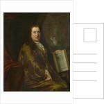 Portrait of Caspar Commelin by David van der Plas