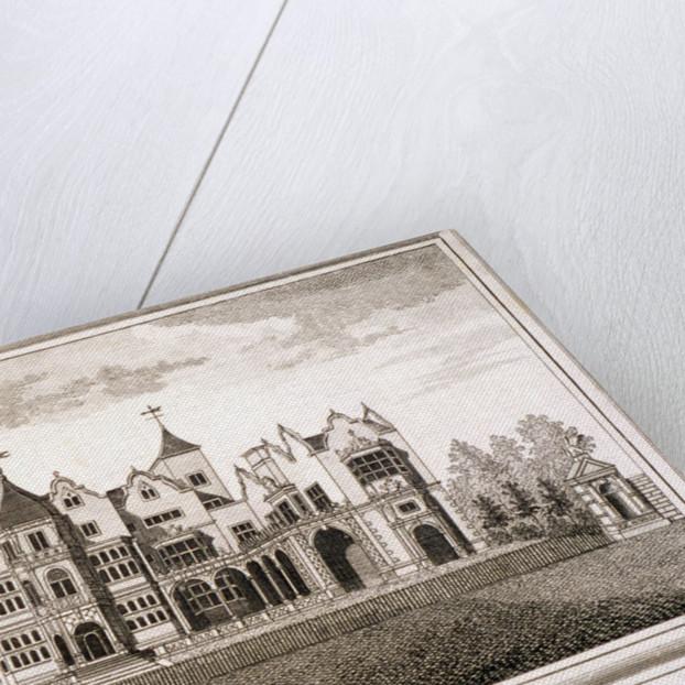 Holland House, Kensington, London by