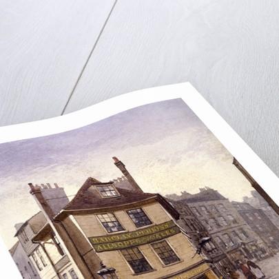 Northumberland Head Inn, Stepney, London by John Crowther