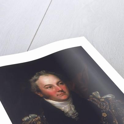 Sir Claudius Stephen Hunter. 1813 by
