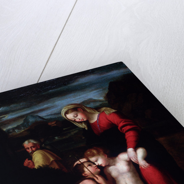 Holy Family'. by