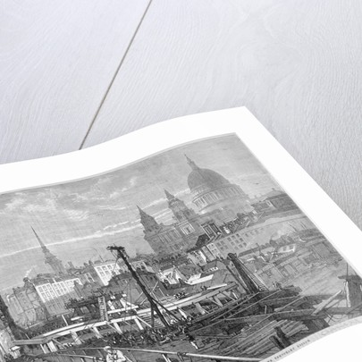 Blackfriars Bridge, London by Mason Jackson