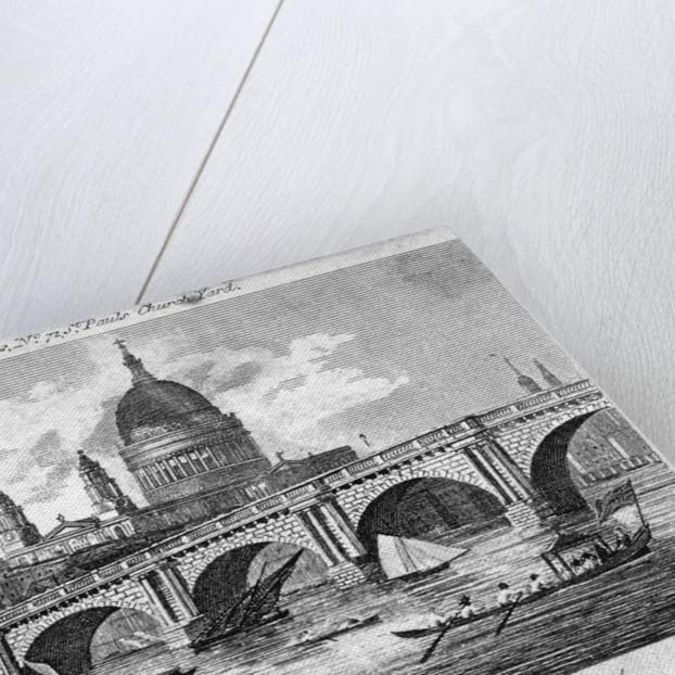Blackfriars Bridge, London by