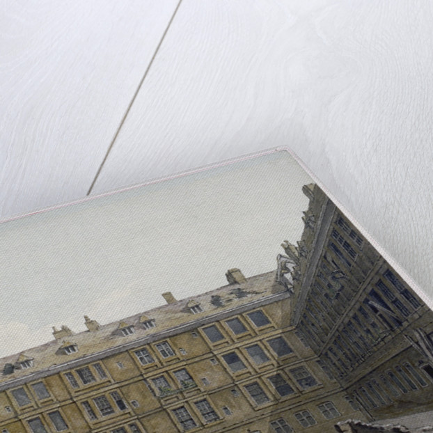 Furnival's Inn, City of London by Robert Blemmell Schnebbelie